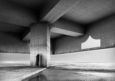 Dominik von Moos . Amor vacui - Haus im Wattenmeer (3)