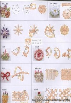 Getting to Know Brazilian Embroidery - Embroidery Patterns Embroidery Stitches Tutorial, Flower Embroidery Designs, Silk Ribbon Embroidery, Embroidery Techniques, Cross Stitch Embroidery, Embroidery Patterns, Band Kunst, Brazilian Embroidery, Ribbon Art