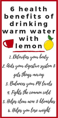 Lemon has both healing and cleansing properties, and drinking warm water with lemon can benefit your health immensely. Lemon Water Benefits, Lemon Health Benefits, Health And Fitness Tips, Health Tips, Health And Wellness, Help Losing Weight, Lose Weight, Drinking Warm Lemon Water, Detoxify Your Body