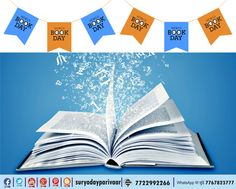 Great books help you understand, and they help you feel understood. Happy #WorldBookDay