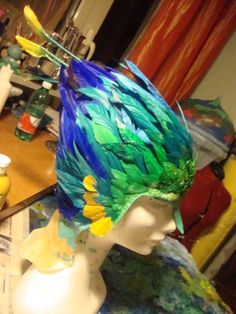 Headdress wip