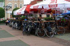 Tczew, Bikes, and Beer!