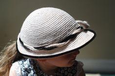 Vintage 1940s Everitt Needlepoint Hat w Velvet by HomesteadHoarder, $44.50