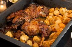 Greek Recipes, Easter Recipes, Tandoori Chicken, Stew, Lamb, Salads, Bbq, Meals, Dishes