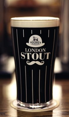Young's London Stout launched at Craft Beer Rising