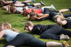 4 Outdoor Bootcamp Sessions