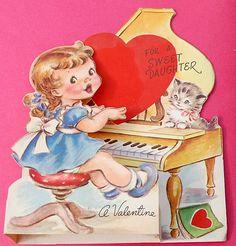 one of the cutest ever  vintage valentines  Pinterest  Vintage