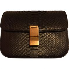 Bag Lust on Pinterest | Clutches, Celine and Leather Totes