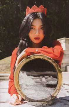 Red Velvet Joy // The perfect velvet (photo album scan) – girl photoshoot Seulgi, Kpop Girl Groups, Korean Girl Groups, Kpop Girls, Red Velvet Joy, Red Velvet Irene, Black Velvet, Christina Aguilera, Little Girls