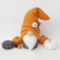 Gnomes For Sale, Scandinavian Gnomes, Fall Decor, Holiday Decor, Fall Scents, Fall Halloween, Halloween Crafts, Happy Fall, Dinosaur Stuffed Animal