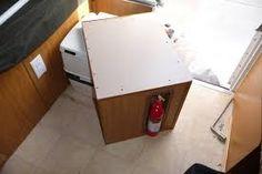 Image result for hidden toilet camper