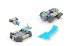 These are the three prizes for the Interstellar Outpost Contest. Lego Spaceship, Lego Robot, Lego War, Lego Mechs, Lego Bionicle, Nave Lego, Lego Star Wars Mini, Lego Creative, Lego Machines