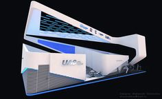 стенд ОАКexhibition stand UAC