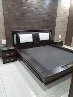 Bedroom False Ceiling Design, Bedroom Wall Designs, Bedroom Closet Design, Bedroom Furniture Design, Bedroom Cupboard Designs, Modern Bedroom Design, Home Room Design, New Bed Designs, Double Bed Designs