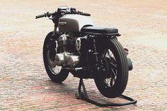 '73 Honda CB750 - Wes York  |  Pipeburn.com