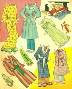 Blondie 1954 - Bobe Green - Picasa Web Albums Paper Toys, Paper Crafts, Blondie And Dagwood, Wooden Clothespins, Paper Dolls Printable, Bobe, Vintage Paper Dolls, Childhood Toys, Retro Toys