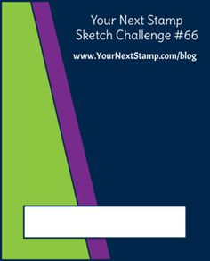 Sketch and Color Challenge 66  More Inspiration    Your Next Stamp