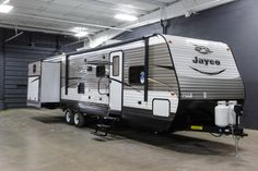 "CRAZY SPACIOUS AND FUN TRAVEL TRAILER!!!  2017 Jayco Jay Flight 32TSBH Family travel will be fun in this great travel trailer, which sleeps a whopping 11 people! The bunkhouse features 4 great bunks and a crazy amount of storage space! You'll love the awesome outdoor kitchen and 18' awning, so you can take the party outside! The 32TSBH is 35'8"" and weighs 8,075 lbs. Give our Jay Flight expert Ryan Madden a call 616-215-0435 for pricing  and more information!"