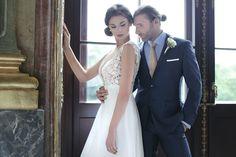 Stylizacja ślubna od Giacomo Conti: Wedding Dresses, Fashion, Bride Dresses, Moda, Bridal Gowns, Fashion Styles, Weeding Dresses, Wedding Dressses, Bridal Dresses