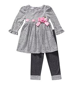 Sweet Heart Rose Infant Leggings Set #Dillards