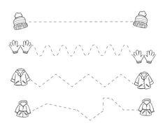 Winter Activities For Toddlers, Fall Preschool Activities, Preschool Worksheets, Infant Activities, Writing Activities, Preschool Crafts, Meet The Teacher Template, Art Drawings For Kids, Spring Crafts For Kids