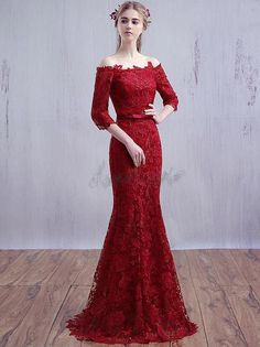 Cheap dress types, Buy Quality dress cocktail dress directly from China dress high Suppliers: Elegant Evening Dress Lace Appliques Sexy Mermaid Three Quarter Sleeves Mother Bride Outfits Light Pink Short Prom Dresses 2017 Evening Dresses Online, Cheap Evening Dresses, Elegant Dresses, Sexy Dresses, Prom Dresses 2017, Prom Party Dresses, Formal Dresses Australia, Dress Brokat, Dresser