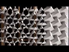 FLARE - kinetic ambient reflection membrane - YouTube