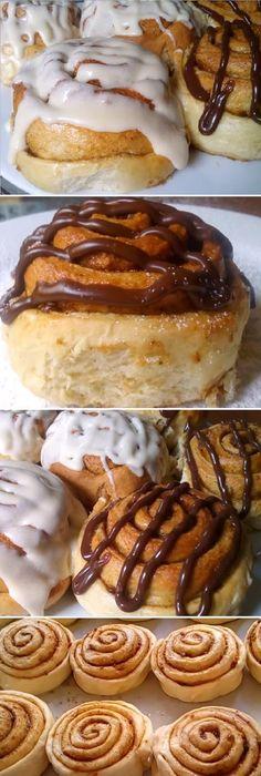 ROLES DE CANELA la Mejor receta del mundo voy a Revelar! #rolesdecanela #roles #canela #dulces #lomejor #bread #breadrecipes #pan #panfrances #pantone #panes #pantone #pan #receta #recipe #casero #torta #tartas #pastel #nestlecocina #bizcocho #bizcochuelo #tasty #cocina #chocolate Si te gusta dinos HOLA y dale a Me Gusta MIREN…