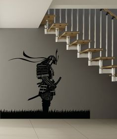Stickerbrand Vinyl Wall Decal Sticker Meditating Samurai 5024B Stickerbrand http://www.amazon.com/dp/B00H80UXB6/ref=cm_sw_r_pi_dp_cNkGub09CPGMB