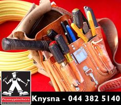 When it comes to building, renovating or fixing your home, it's important to involve your electrician from the very beginning. At #PennyPinchersKnysna, we feature the electrical supplies needed to get all of your outlets and wiring working in tip top condition. #diy