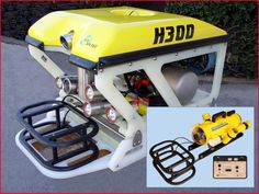 Fishers RMD-1 metal detector adds search and detection capabilities to ROVs.