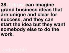 I'm a Libra.