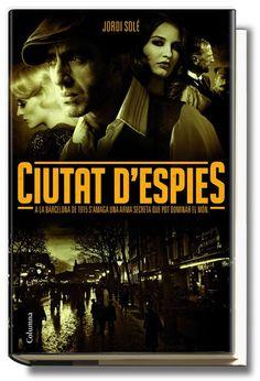 Una interesante novela ambientada en la Barcelona de 1915.