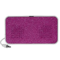 #Festive Chic #Pink Glitter Background #Romantic Mp3 #Speaker