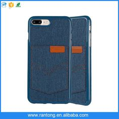 2017 latest american like the jean phone case with card lot for s8