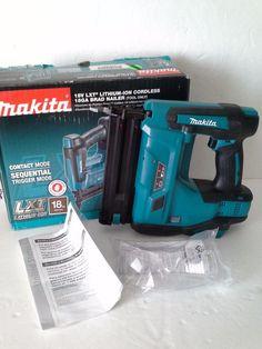 Makita LXT 18V Cordless Li-Ion 2 in. 18-Gauge Brad Nailer - Tool Only  #Makita