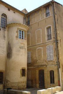 La synagogue de Cavaillon Vaucluse