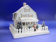 ..Cute little blue cottage..