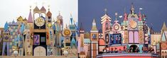 the beauty of the frozen in time small world building