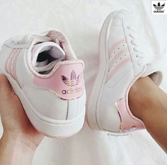 d08fd1f4eea Adidas Women Shoes - Baby pink adidas superstars - Adidas Shoes for Woman -  - We reveal the news in sneakers for spring summer 2017