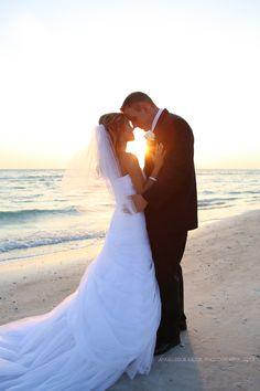 Beach Wedding Angelique Cook Photography 2013