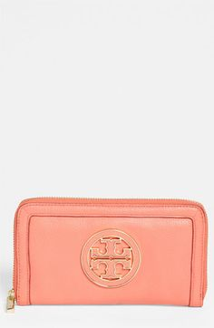 Tory Burch 'Amanda' Continental Wallet available at #Nordstrom