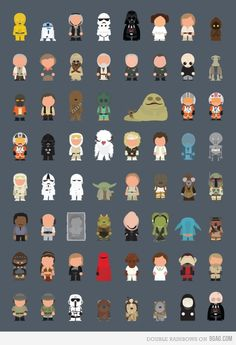 star wars characters done in a south park style. episodes no jar jar! star wars characters done in a south park style. episodes no jar jar! Star Wars Meme, Star Wars Film, Bd Star Wars, Star Wars Icons, Star Wars Party, Jar Jar, Anniversaire Star Wars, Silkscreen, Star War 3