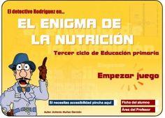 El enigma de la nutrición