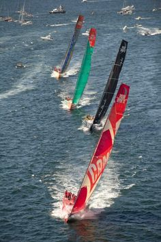 Volvo Ocean Race in Cape Town #SouthAfrica