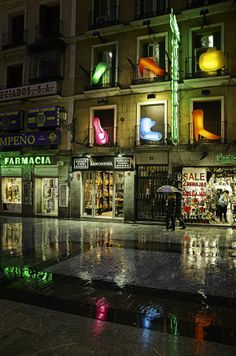 Madrid my love 6 by Cretu Stefan on Dylan Thomas, Slice Of Life, National Geographic Photos, Your Shot, My World, Amazing Photography, Madrid, Night Lights, Street