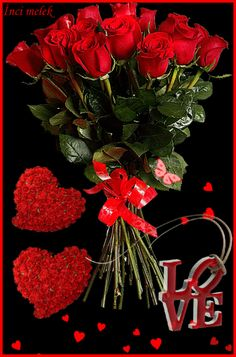 Love Heart Gif, Love You Gif, You Dont Love Me, Beautiful Girl Indian, Beautiful Roses, Love Rose, Pretty Flowers, Corazones Gif, Happy Anniversary Wishes