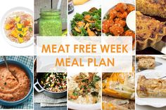 Plan Ahead Your Meat Free Week – Winter Minestrone, Grilled Mushroom Risotto & Vegan Pear Bourdaloue