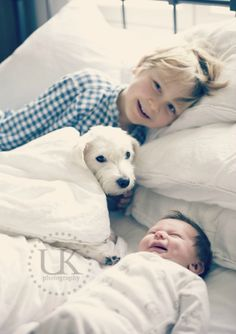That looks like my puppy ! Lol can't wait to take a pic like this of all my kiddies :)