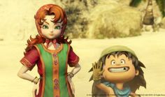 Last Free Dragon Quest Heroes II DLC Now Out Adds New...